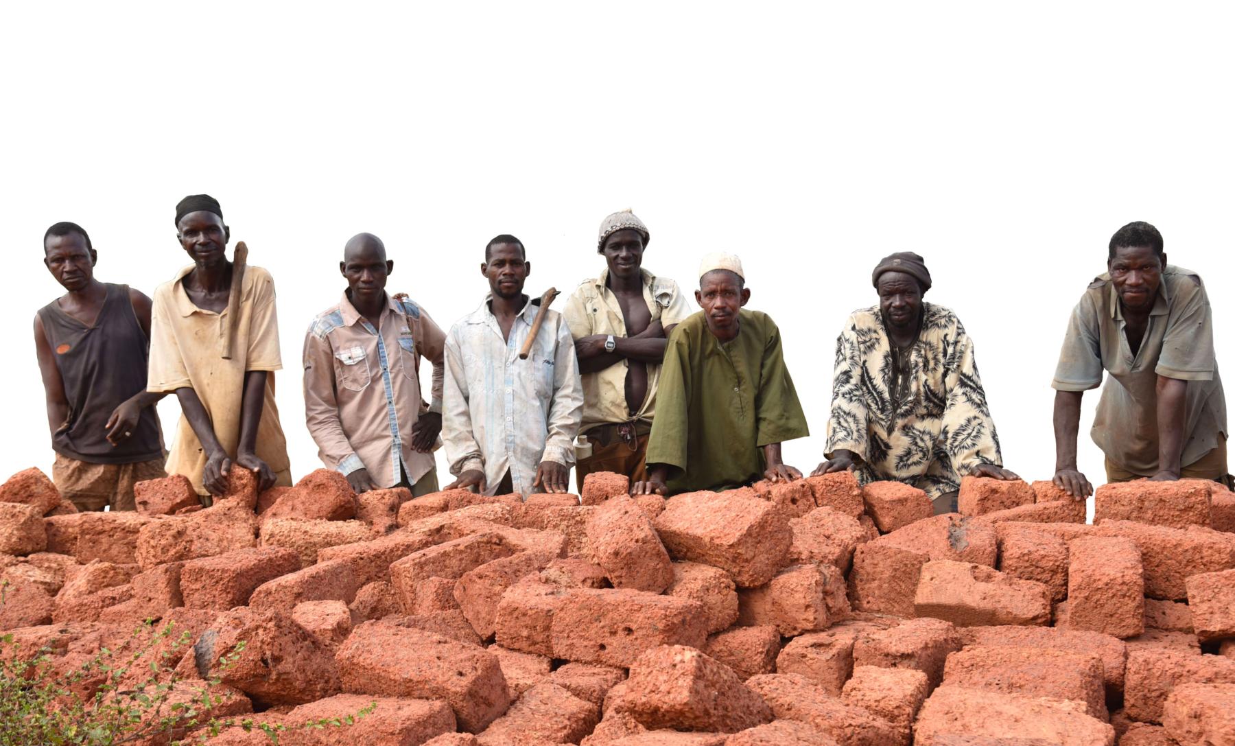 Africabougou associazione onlus – Progetto di diffusione della laterite – Repubblica del Mali