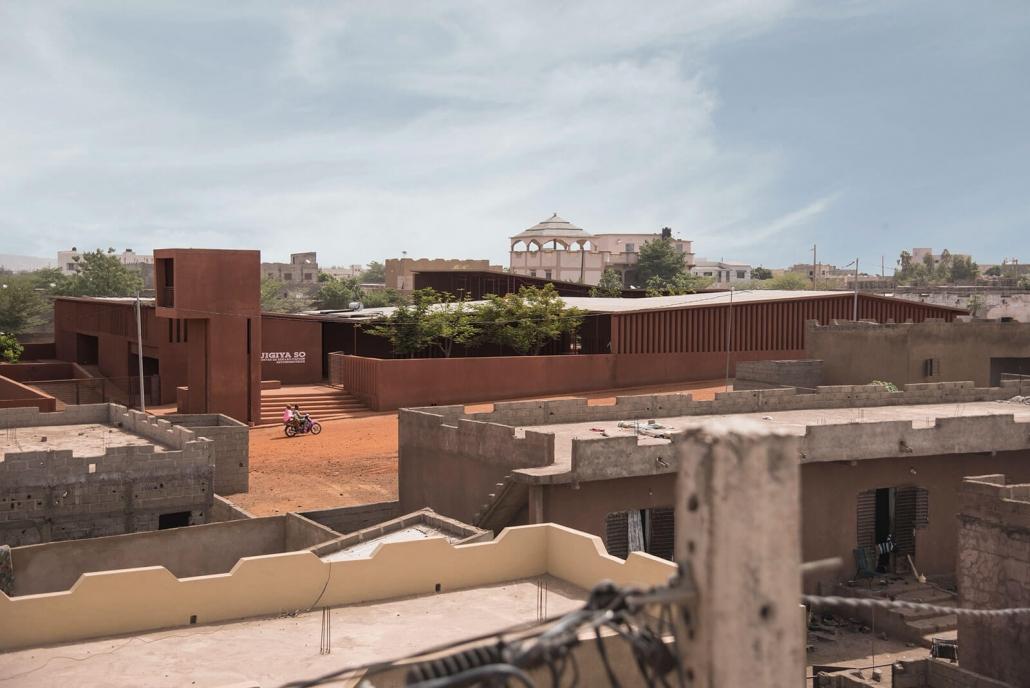 Jigiya So Centro di Riabilitazione psicomotoria: contesto urbano - 2015 - Katì – Repubblica del Mali